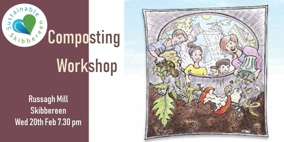 Compost Workshop Feb 20th 7.30pm