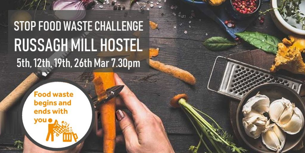 Stop Food Waste Challenge Workshops