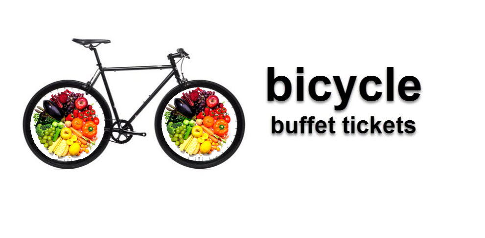 Bicycle Buffet Friday 13th Sept