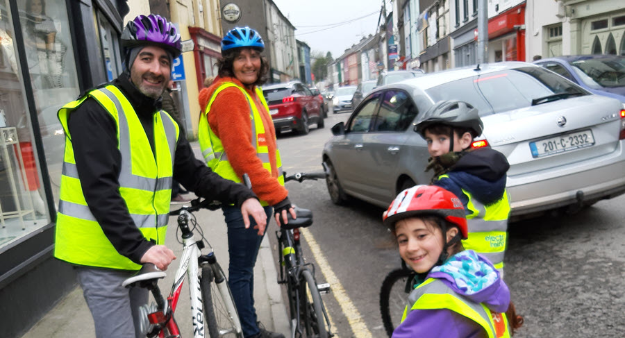 Cycle to school in Skibbereen!